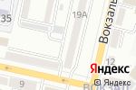 Схема проезда до компании Регламент в Белгороде