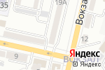 Схема проезда до компании Фантазия в Белгороде
