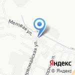СтройГрадСервис на карте Белгорода