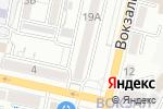 Схема проезда до компании Recovery в Белгороде