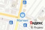 Схема проезда до компании Техно Люкс в Белгороде