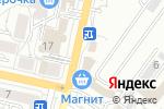 Схема проезда до компании Джинса в Белгороде