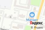 Схема проезда до компании Паровозик в Белгороде