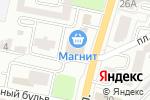 Схема проезда до компании Магазин женского нижнего белья в Белгороде