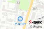 Схема проезда до компании Рулет & Багет в Белгороде