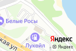 Схема проезда до компании RED SERVICE в Белгороде