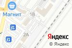 Схема проезда до компании Черноземье в Белгороде