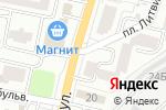 Схема проезда до компании Соната в Белгороде