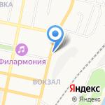 Статус Дент на карте Белгорода