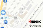 Схема проезда до компании Белгородский таможенный пост в Белгороде
