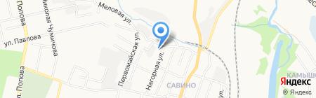 СМ Групп на карте Белгорода