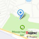Часовня Корсунской иконы Божией Матери на карте Белгорода
