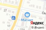 Схема проезда до компании ПЭСК в Белгороде