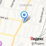 РОСИНКАС на карте Белгорода