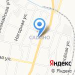 Автошины у Ирины на карте Белгорода