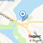 Новая Волна на карте Белгорода