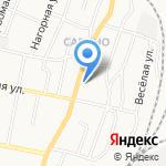 ГИК на карте Белгорода
