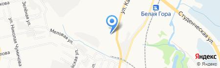 Фортуна Авто на карте Белгорода