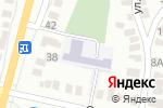 Схема проезда до компании Средняя общеобразовательная школа №16 в Белгороде