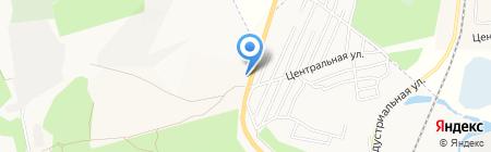 АвтоСток на карте Белгорода