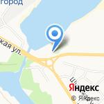 Тропика на карте Белгорода