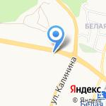 Гриль-бар на карте Белгорода