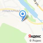 Автотехцентр на карте Белгорода
