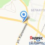Протектор31 на карте Белгорода