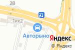 Схема проезда до компании Масло Плюс в Белгороде