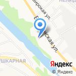 Компания по продаже автотоваров на карте Белгорода