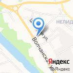 Магазин газового оборудования на карте Белгорода