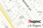 Схема проезда до компании Магазин автозапчастей для иномарок в Белгороде