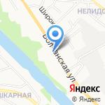 Мастерская по изготовлению памятников на карте Белгорода