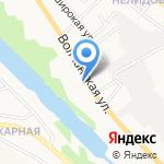 КСС 31 на карте Белгорода