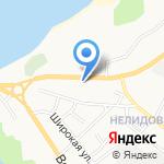Ариадна на карте Белгорода