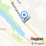 Борис на карте Белгорода