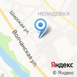 Детский сад №5 комбинированного вида на карте Белгорода