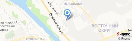 ОКОНЩИК на карте Белгорода