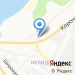 Термомир на карте Белгорода