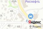 Схема проезда до компании БелЗип в Белгороде