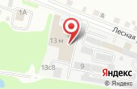 Схема проезда до компании Спецавтотранс в Обнинске