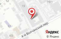 Схема проезда до компании АЛЬТАИР-М в Белгороде