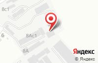 Схема проезда до компании Крона в Белгороде