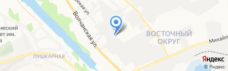 Стиль-Обои на карте Белгорода