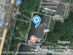 Калужская область, город Обнинск, улица Курчатова, д. 37