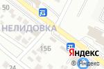 Схема проезда до компании Хозпромторг в Белгороде