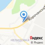 Как дома на карте Белгорода