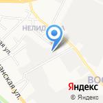 Belvrazbor на карте Белгорода