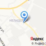 Салон дверей на карте Белгорода
