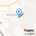 Ламинат Стиль на карте Белгорода